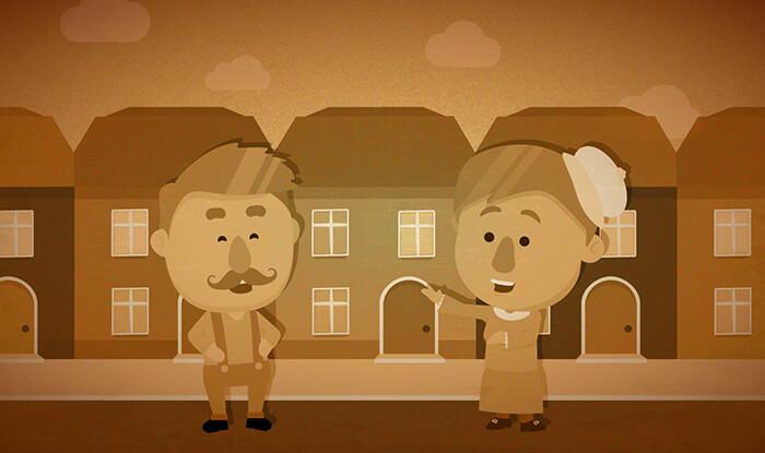 Story of social housing